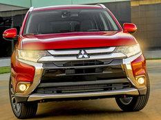 Yeni Mitsubishi Outlander - FOTO