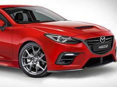 Mazda3 MPS üçün tam ötürücü