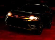 Tanış olun: yenilənmiş Mitsubishi Outlander - FOTO
