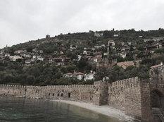 Dəniz mövsümü və isti qışı ilə məşhur olan Alanya - FOTO