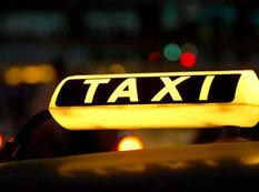 Bakıda taksiyə əyləşən müştəri sürücünü qarət etdi