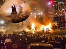 Amerikanın ikinci Fergüssonu: şəhər qaynayır - VİDEO - FOTO