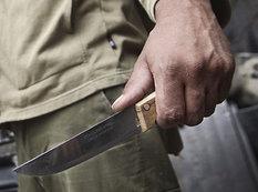 31 yaşlı kişi küçədə bıçaqlandı