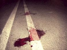 Şəmkirdə sərxoş sürücü piyadanı vurub öldürdü