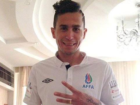 Reynaldo Qazaxıstan klubundan ayrıldı