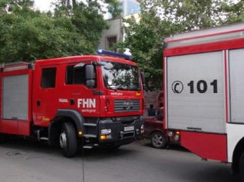 """FHN rəsmisi: """"Bəzən yanğınsöndürən maşınlar binalara yaxınlaşa bilmir"""""""