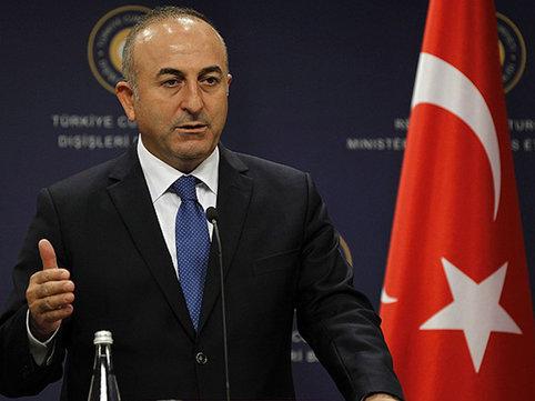 """Çavuşoğlu: """"Türkiyənin bütün dövlət strukturları FETÖ tərəfdarlarından təmizlənəcək"""""""