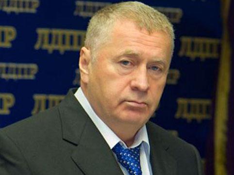 "Tanrıya şükür, Lujkov indi öldü... - <span class=""color_red"">Jirinovski</span>"