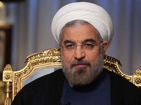 """İran ordusu gözdağı verdi - <span class=""""color_red"""">Ruhanidən çağırış</span>"""