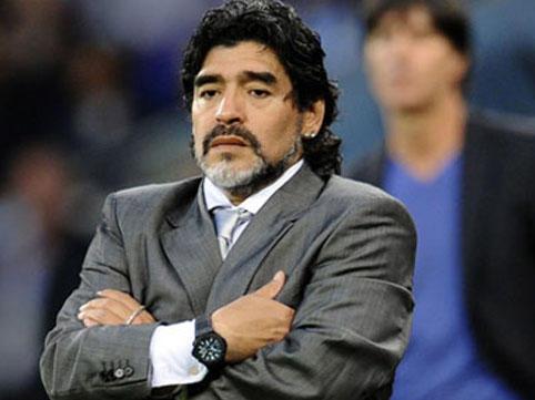 Maradona HƏBS EDİLDİ