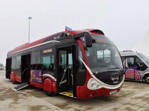 Bakıda 3 avtobusun hərəkət sxemi dəyişdirildi