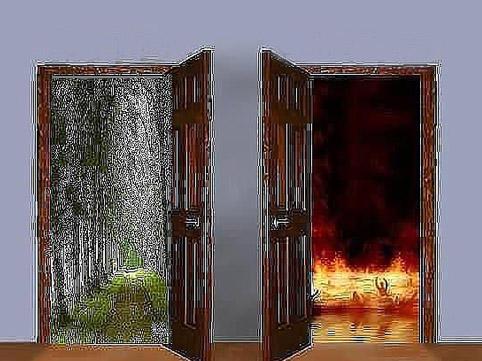 Qiyamətin şahidlik evi