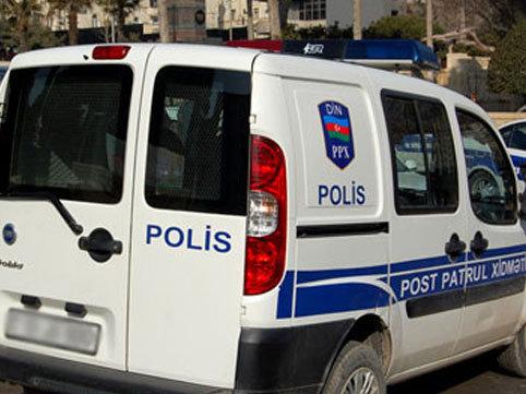 Polislər halı pisləşən sürücünün köməyinə çatıblar