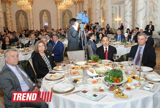 """Bakıda """"The Business Year: Azerbaijan - 2014"""" nəşrinin təqdimat mərasimi keçirilib - FOTO"""